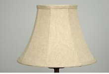 Linen Bell Lamp Shade Lily Manor