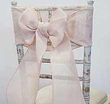 Linen Burlap Sashes and Matching Table Runners 6