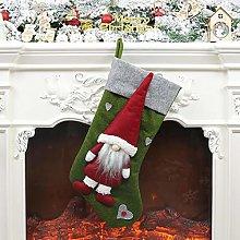 Linen Christmas Stockings Christmas Fireplace