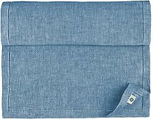 Linen & Cotton Luxury Hemstitched Table Runner