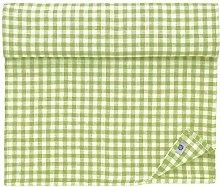 Linen & Cotton Rustic Table Runner Estella - 100%