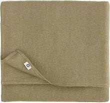 Linen & Cotton Tablecloth Table Linen Cloth Cover