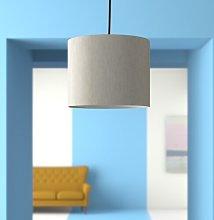 Linen Drum Lamp Shade Wayfair Basics