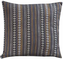 Linen Loft Turkish Style Woven Striped Cushion