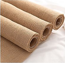 Linen Roll Jute Hemp Cloth Natural Vintage Fabric