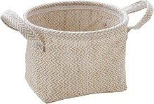 Linen Storage Basket Container Storage Cube