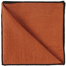 Linen Table Napkin CARLINA Madura Colour: