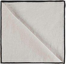 Linen Table Napkin CARLINA Madura Colour: Light