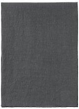 Linen Table Runner Blomus Colour: Black