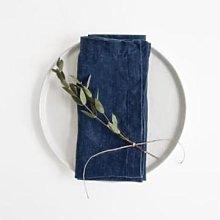 Linen Tales - Set of 2 Washed Linen Napkins -