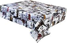 linen702 Vinyl Pvc Tablecloth 1.5 metres