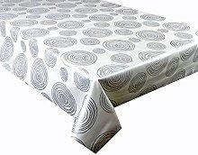 linen702 Vinyl Pvc Tablecloth, 2.5 metres