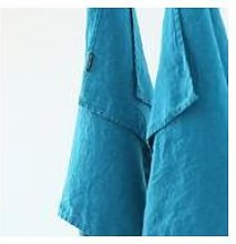 LinenMe - Linen Tea Towel - Sapphire Blue