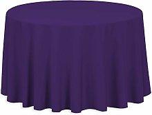 LinenTablecloth Table Cloth, Purple