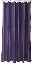 Lines Shower Curtain PURPLE