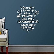 LING YUN Co,Ltd Creative English Proverbs Wall
