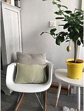 Linge Particulier - Fenouil Linen 30 x 40 cm