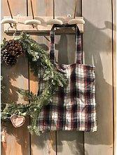 Linge Particulier - Washed Linen Cloth Bag