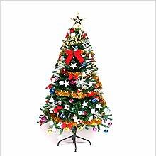 LINGJIE Luxury Christmas Tree Set Led Luminous