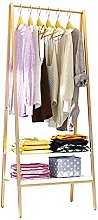 LINGOSHUN Garment Coat Rack Modern,Floor Standing