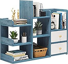 Linjolly Cubicle decor Desk organizer with 2