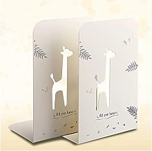 Linjolly Desk storage Bookend Supports for Shelves