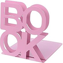 Linjolly Desk storage Bookends, Book Ends for