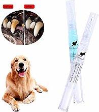 LINKLANK Teeth Cleaning Pens Set 5 Ml Pet Teeth