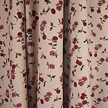 LinLiQiao Floral Printed Fabric Clothing Fabric