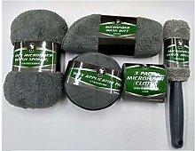 LINMAN LMH 9pcs Car Cleaning Kit Car Wash Supplies