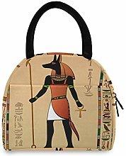 Linomo Vintage Egypt Egyptian Anubis Horus Lunch