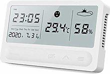 LINONI Digital Thermometer Multifunctional LCD