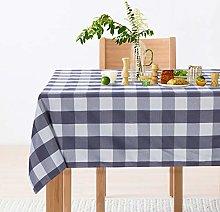 LinTimes Buffalo Check Tablecloth, Gingham Pattern