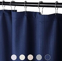 LinTimes Shower Curtains, Extra Long Shower