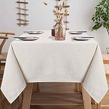 LinTimes Wipe Clean Tablecloth Waterproof
