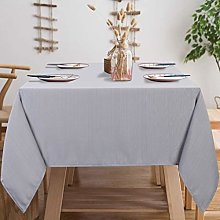LinTimes Wipeable tablecloths for rectangle tables