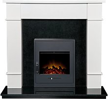 Linton Surround with Downlights in Pure White &