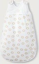 Lion Embroidered Sleeping Bag - 2.5 Tog, White,