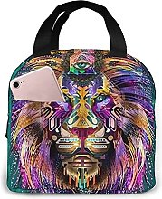 Lion King Portable Lunch Bag Insulated Cooler Tote