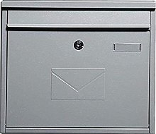 LIOYUHGTFY Letterbox Mailbox Outdoor Lock Mail