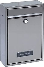 LIOYUHGTFY Letterbox Mailbox Outdoor Security