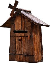 LIOYUHGTFY Letterbox Mailbox Security Lock Box