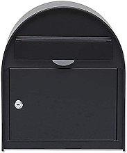 LIOYUHGTFY Letterbox Mailbox Security Lockbox Wall