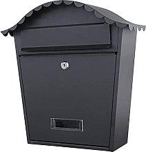 LIOYUHGTFY Letterbox Mailbox Security Lockbox