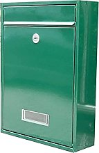 LIOYUHGTFY Letterbox Mailbox Security Lockbox with