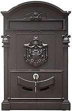 LIOYUHGTFY Letterbox Mailbox Security Weatherproof