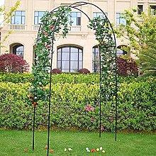 LIOYUHGTFY Rose Arch Metal Arch Metal Garden Arch