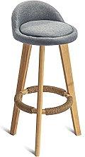 LIPINCMX High Bar Stools Chairs Bar Stools Padded