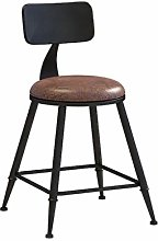 LIPINCMX Pub High Barstools Bar Stools Faux