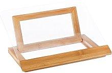 Lipper International 8815 Bamboo Wood and Acrylic